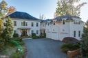 Over 10,000 square foot custom built residence - 1103 FINLEY LN, ALEXANDRIA