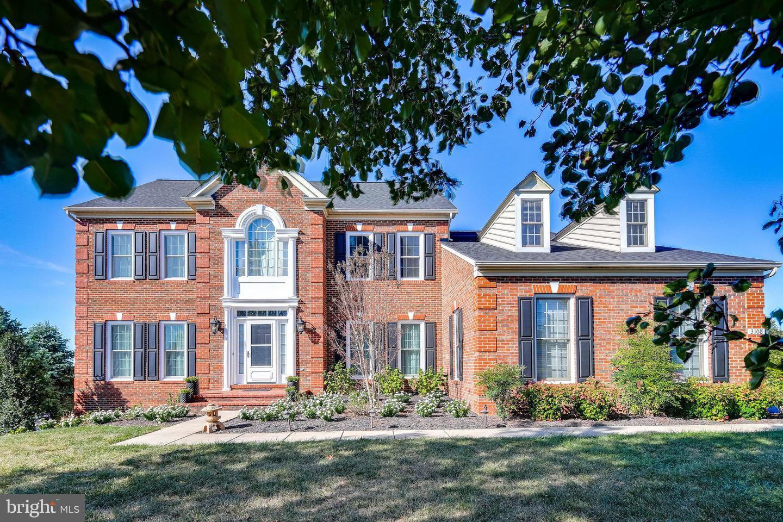 Single Family Homes pour l Vente à Ellicott City, Maryland 21042 États-Unis