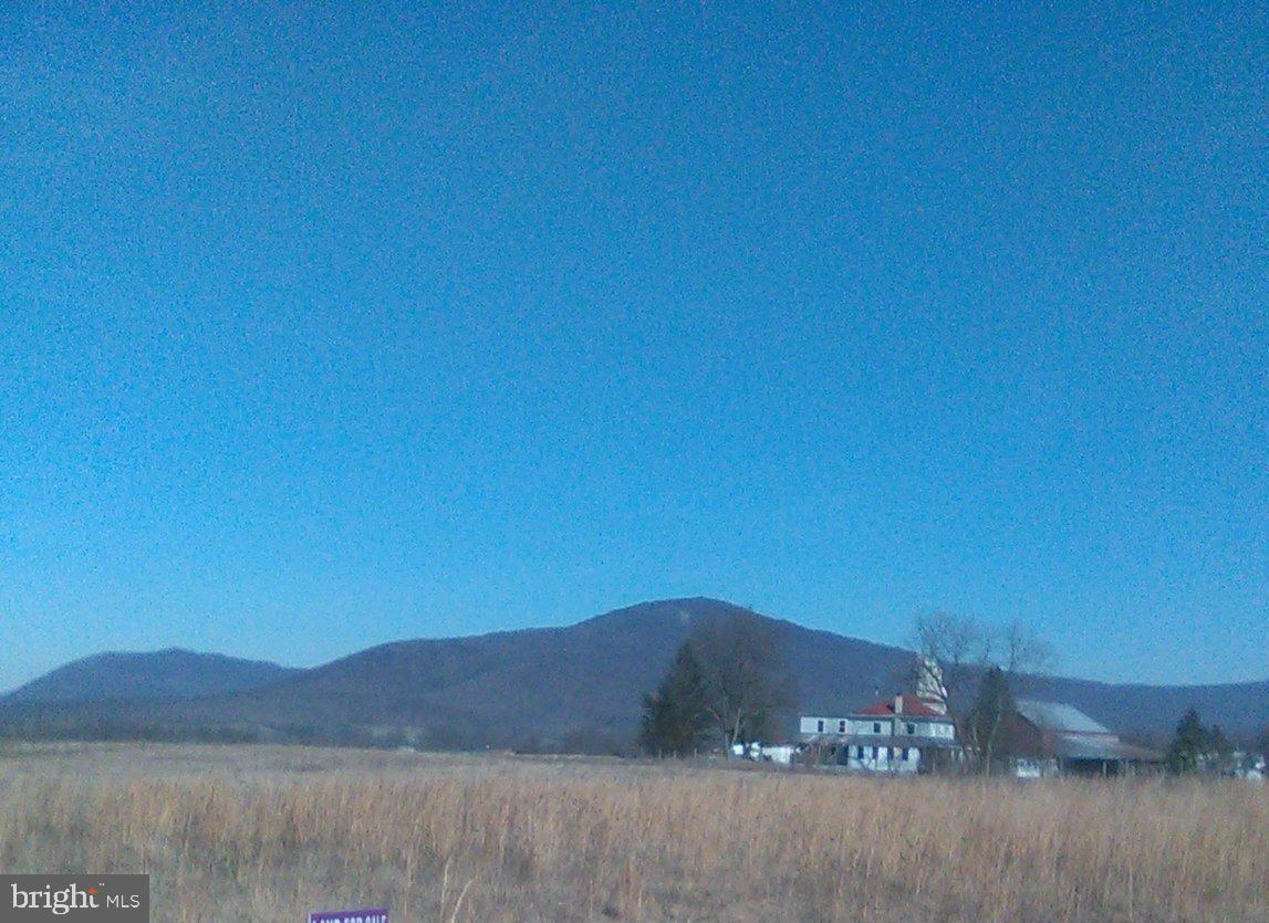 Arazi için Satış at Dry Run, Pennsylvania 17220 Amerika Birleşik Devletleri