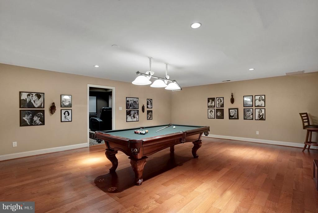 Billiards Room - 1198 WINDROCK DR, MCLEAN