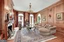 Paneled Family Room - 1198 WINDROCK DR, MCLEAN