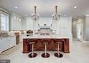 Gourmet Kitchen (by Cameo) - 1198 WINDROCK DR, MCLEAN