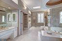 Master Bath - 1198 WINDROCK DR, MCLEAN