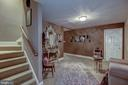 Rear Staircase to Lower Club Level - 1198 WINDROCK DR, MCLEAN