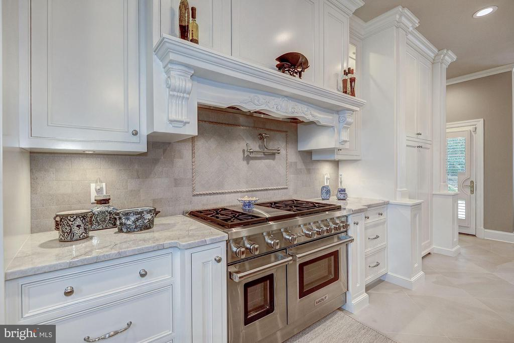 Kitchen Details - 1198 WINDROCK DR, MCLEAN