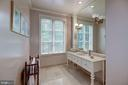 Bath for Guest / In-Law Apartment - 1198 WINDROCK DR, MCLEAN