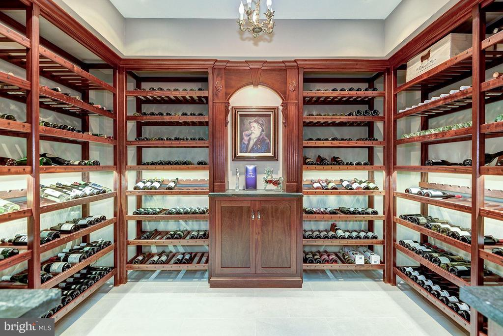 Wine Cellar - 1198 WINDROCK DR, MCLEAN