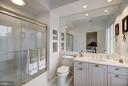 Bath for Bedroom #2 - 1198 WINDROCK DR, MCLEAN