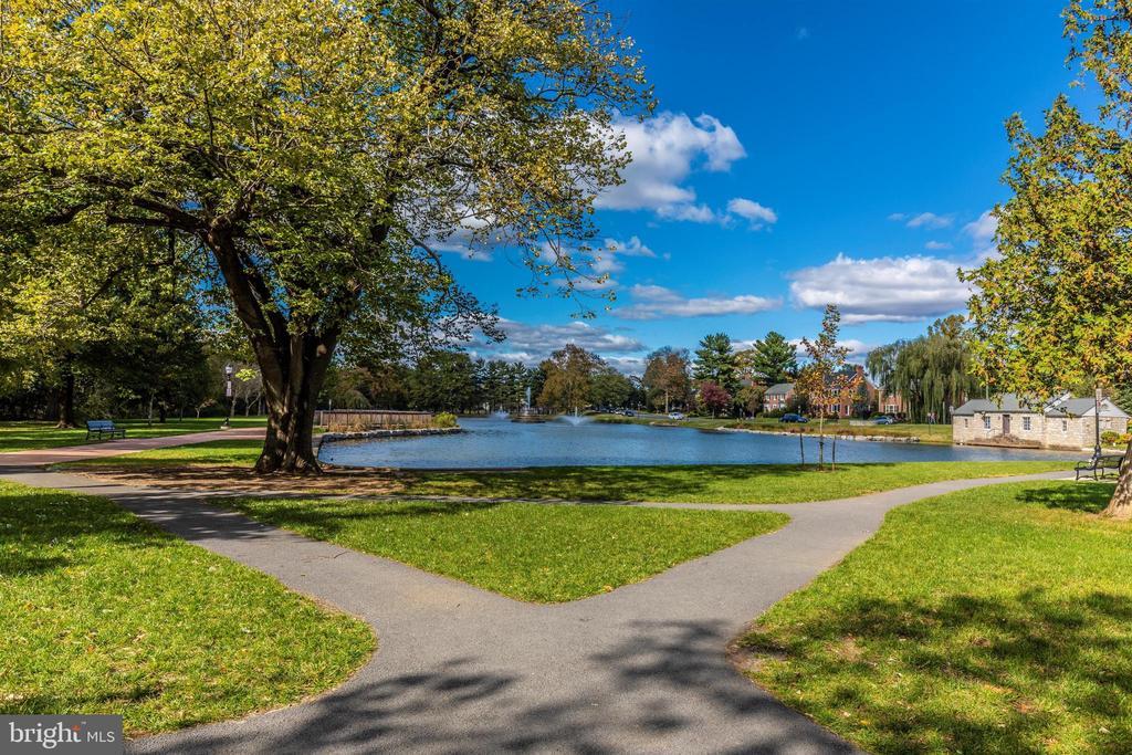 Baker Park. - 50 CITIZENS #504, FREDERICK