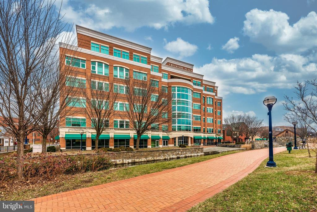Creekside Plaza - Along Carroll Creek. - 50 CITIZENS #504, FREDERICK