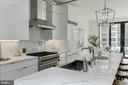 Gourmet kitchen - 1712 15TH ST NW #3, WASHINGTON