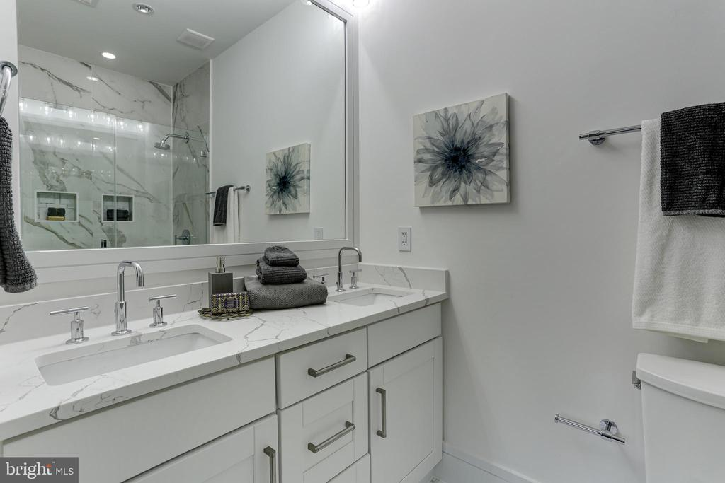 Owner's ensuite - 1712 15TH ST NW #3, WASHINGTON