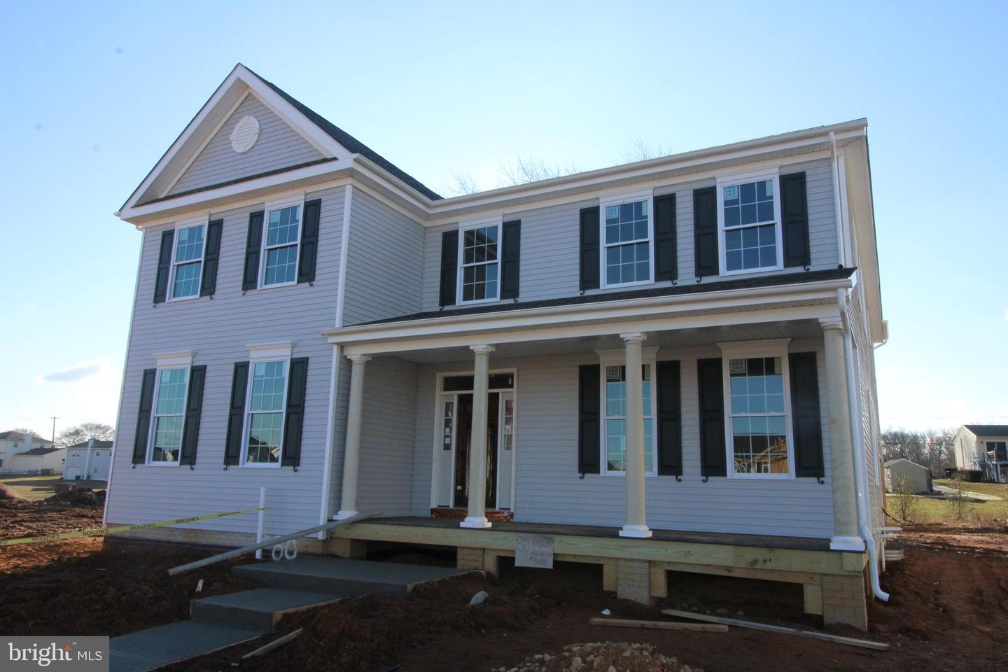 Single Family Homes للـ Sale في Chesterfield, New Jersey 08515 United States