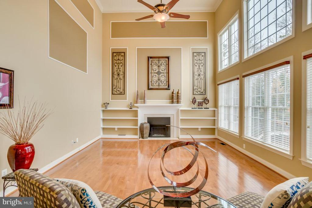 Family room - 20190 KIAWAH ISLAND DR, ASHBURN