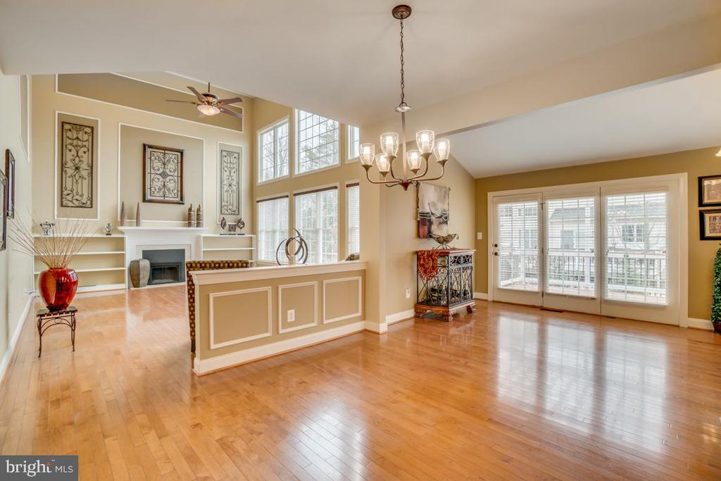 Breakfast area - 20190 KIAWAH ISLAND DR, ASHBURN