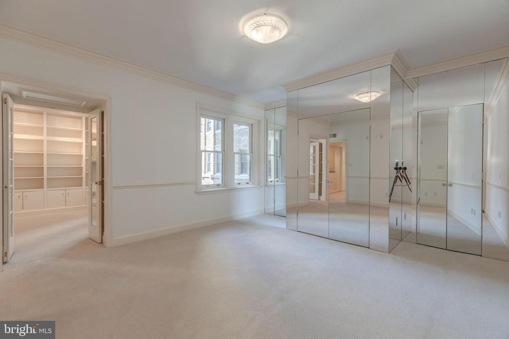Master Bedroom - 2101 CONNECTICUT AVE NW #25, WASHINGTON
