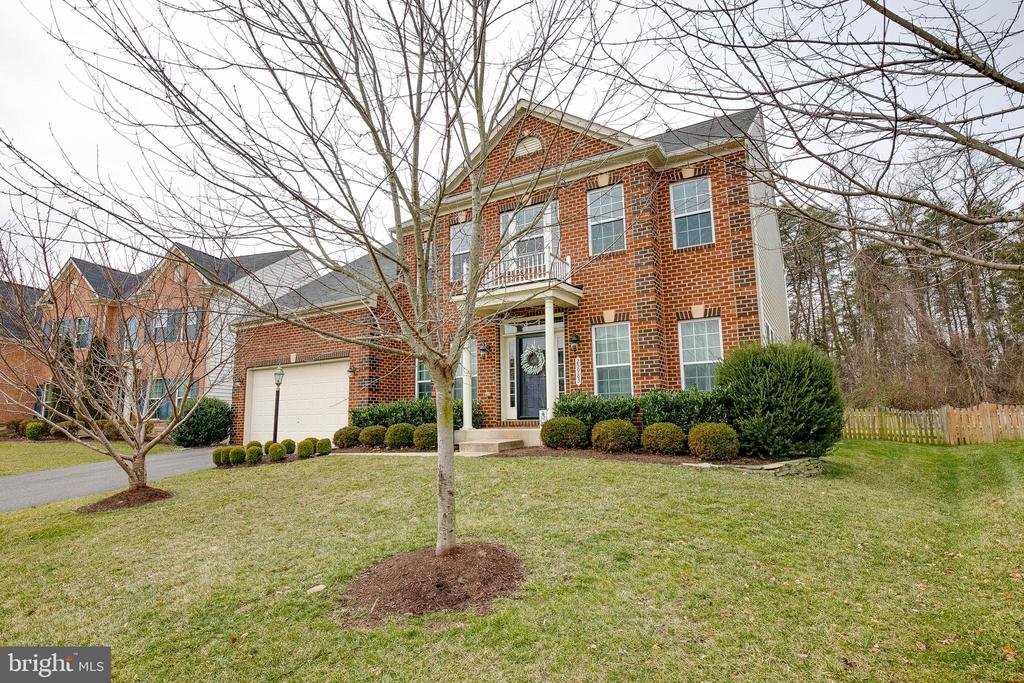 Lovely brick front home! - 25983 KIMBERLY ROSE DR, CHANTILLY