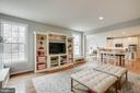 So much natural light! - 25983 KIMBERLY ROSE DR, CHANTILLY