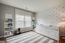 Bedroom 3 is adorable! - 25983 KIMBERLY ROSE DR, CHANTILLY