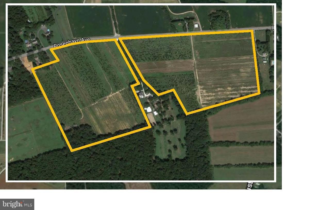 أراضي للـ Sale في Bridgeton, New Jersey 08302 United States