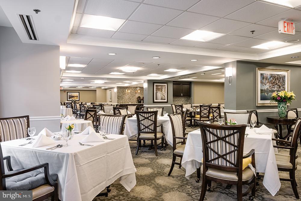 Formal Dining Room - 1330 MASSACHUSETTS AVE NW #517, WASHINGTON