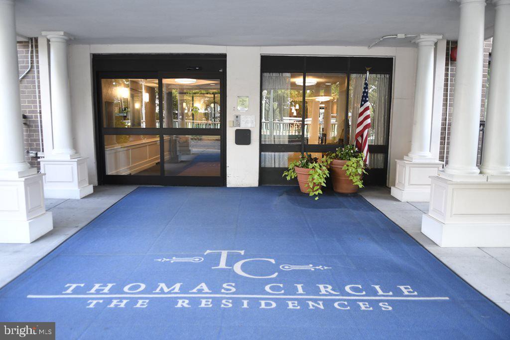 Secure Entrance - 1330 MASSACHUSETTS AVE NW #517, WASHINGTON