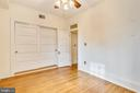 Main Level Bedroom - 302 RUCKER PL, ALEXANDRIA