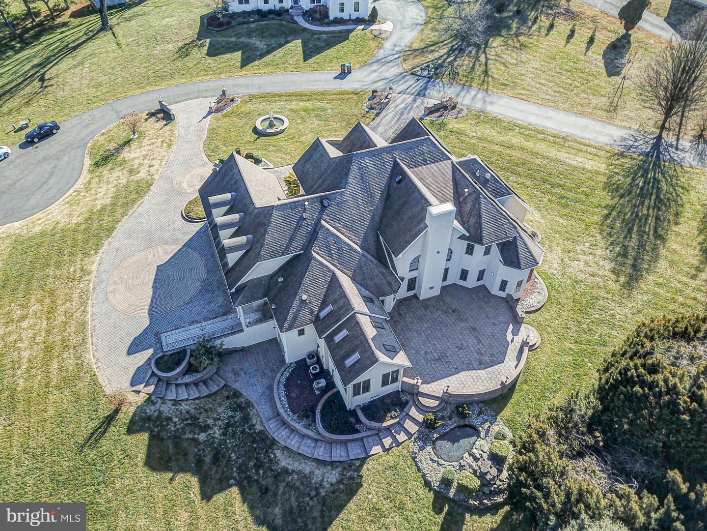 Single Family Homes för Försäljning vid Hockessin, Delaware 19707 Förenta staterna