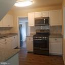 Kitchen featuring gorgeous counter tops - 290 MANASSAS DR, MANASSAS PARK