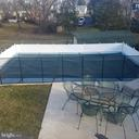 Above ground pool and deck - 290 MANASSAS DR, MANASSAS PARK