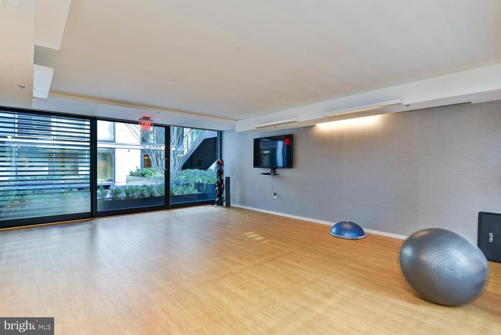 Fitness Center - 920 I ST NW #710, WASHINGTON