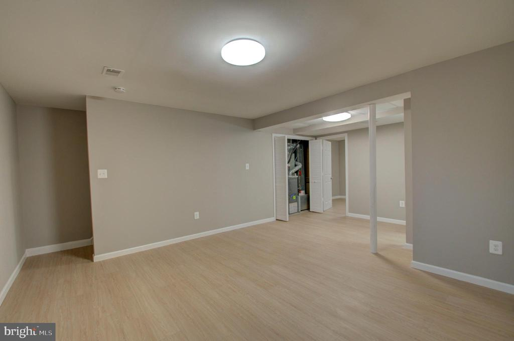 Huge basement perfect for hosting - 2947 SUNSET LN, SUITLAND