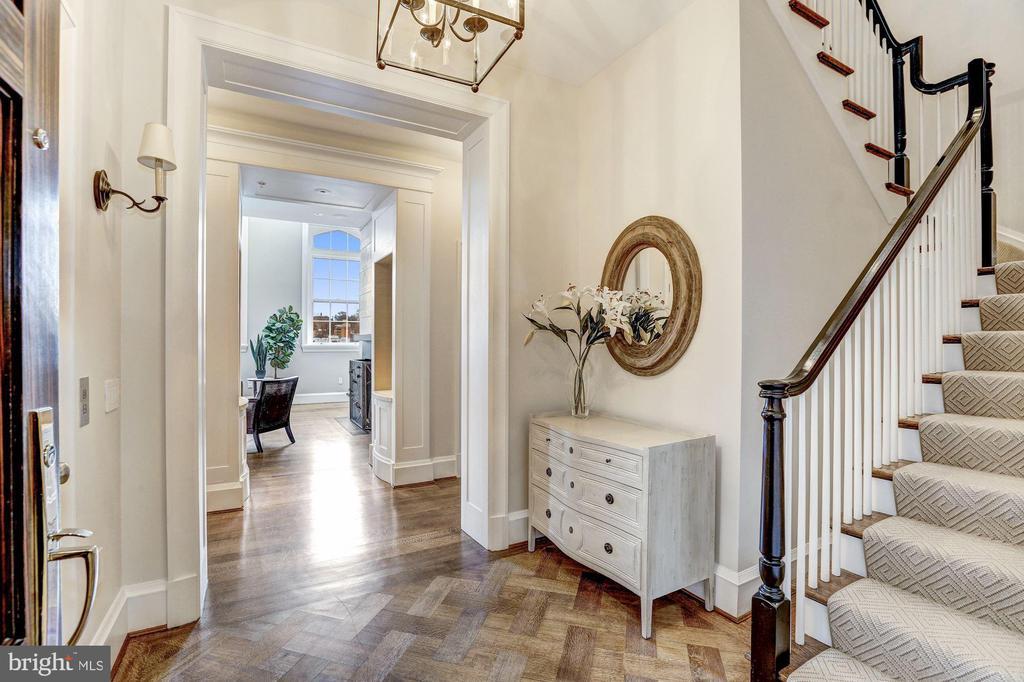 Penthouse 6 Foyer - 3329 PROSPECT ST NW #PENTHOUSE 6, WASHINGTON