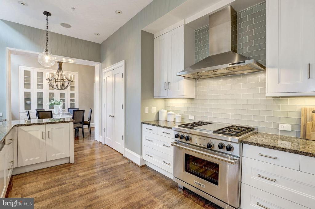 Stainless Steel Appliances - 3329 PROSPECT ST NW #PENTHOUSE 6, WASHINGTON