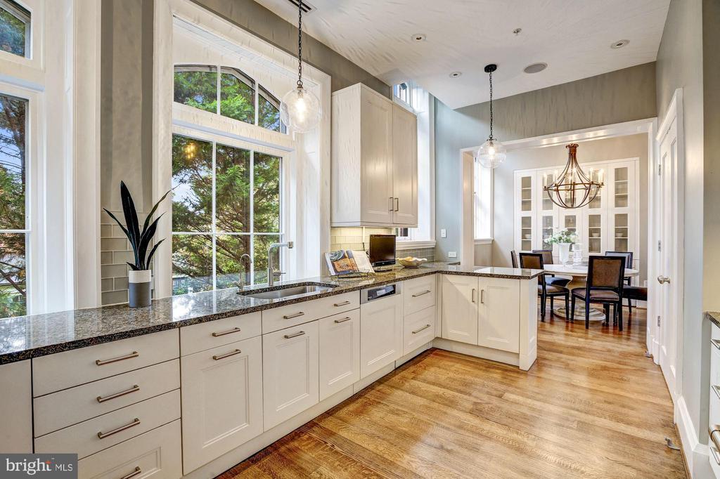 Gourmet Kitchen - 3329 PROSPECT ST NW #PENTHOUSE 6, WASHINGTON