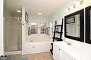 Master Bathroom - 1704 MEMORIAL PARK, MARTINSBURG
