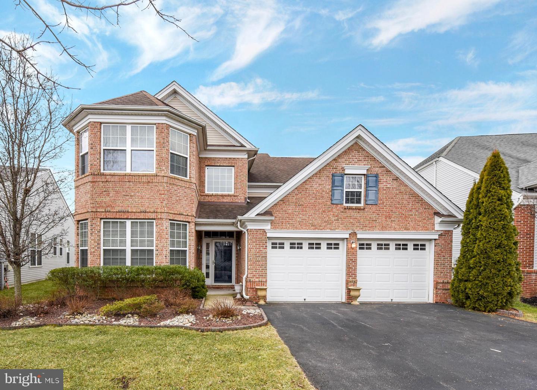 Single Family Homes для того Продажа на Cranbury, Нью-Джерси 08512 Соединенные Штаты