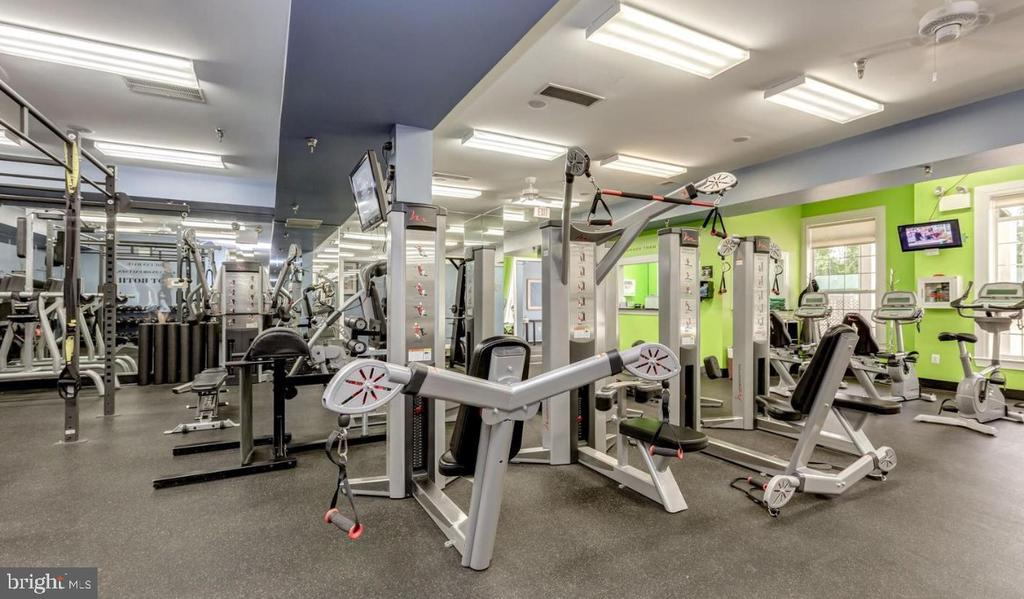 Belmont Country Club Fitness Center - 20190 KIAWAH ISLAND DR, ASHBURN