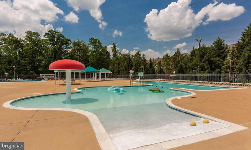 Belmont Country Club Community Swimming Pool - 20190 KIAWAH ISLAND DR, ASHBURN