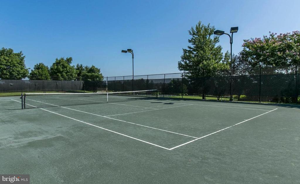 Belmont Country Club Clay Tennis  Court - Lighted - 20190 KIAWAH ISLAND DR, ASHBURN
