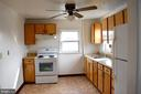 1806 Upstairs Apartment Kitchen - 1806 FALL HILL AVE, FREDERICKSBURG