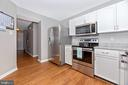 Stainless appliances - 7206 PADDOCK CT, NEW MARKET