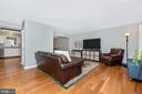 Bamboo floors throughout - 7206 PADDOCK CT, NEW MARKET