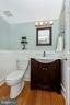 Powder room - 7206 PADDOCK CT, NEW MARKET