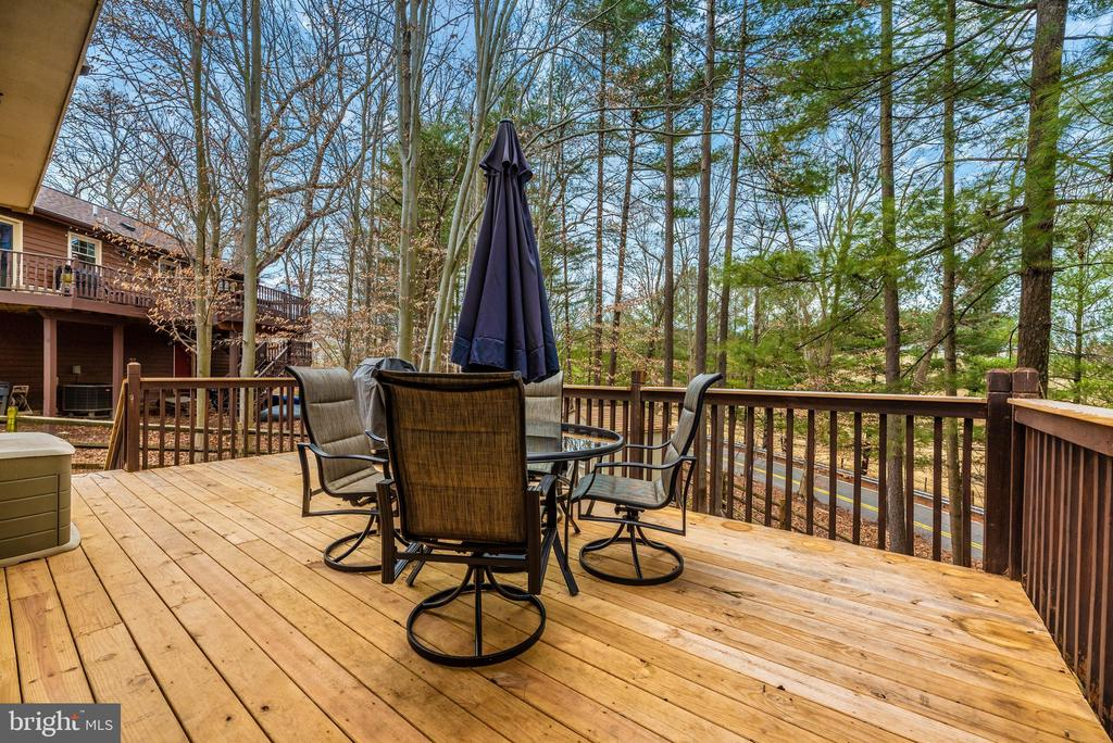 Look at the views!! - 7206 PADDOCK CT, NEW MARKET