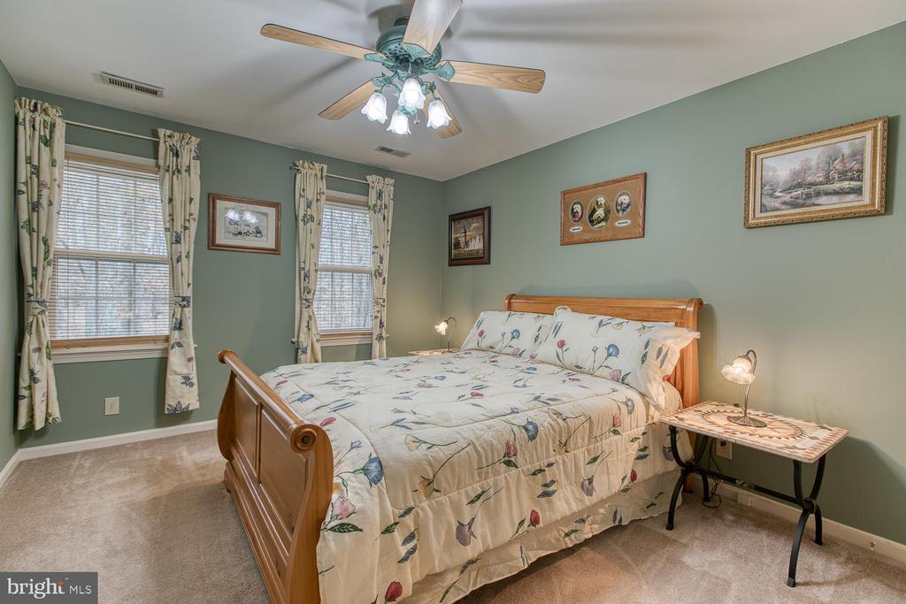 Front corner bedroom - 131 EUSTACE RD, STAFFORD