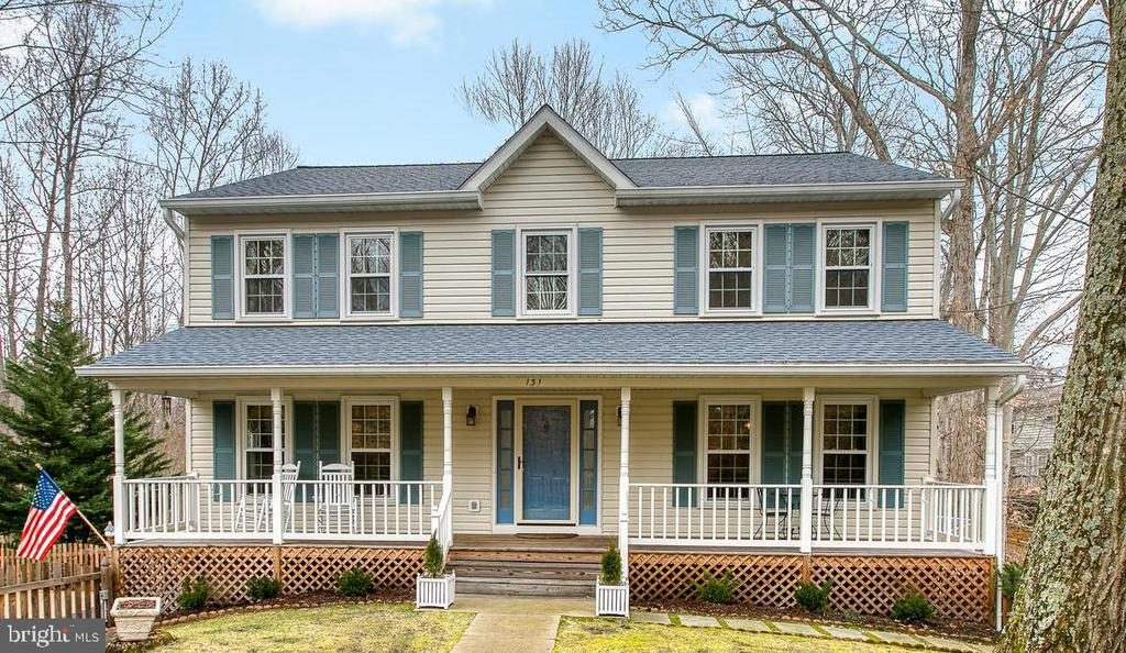 Welcome Home! - 131 EUSTACE RD, STAFFORD