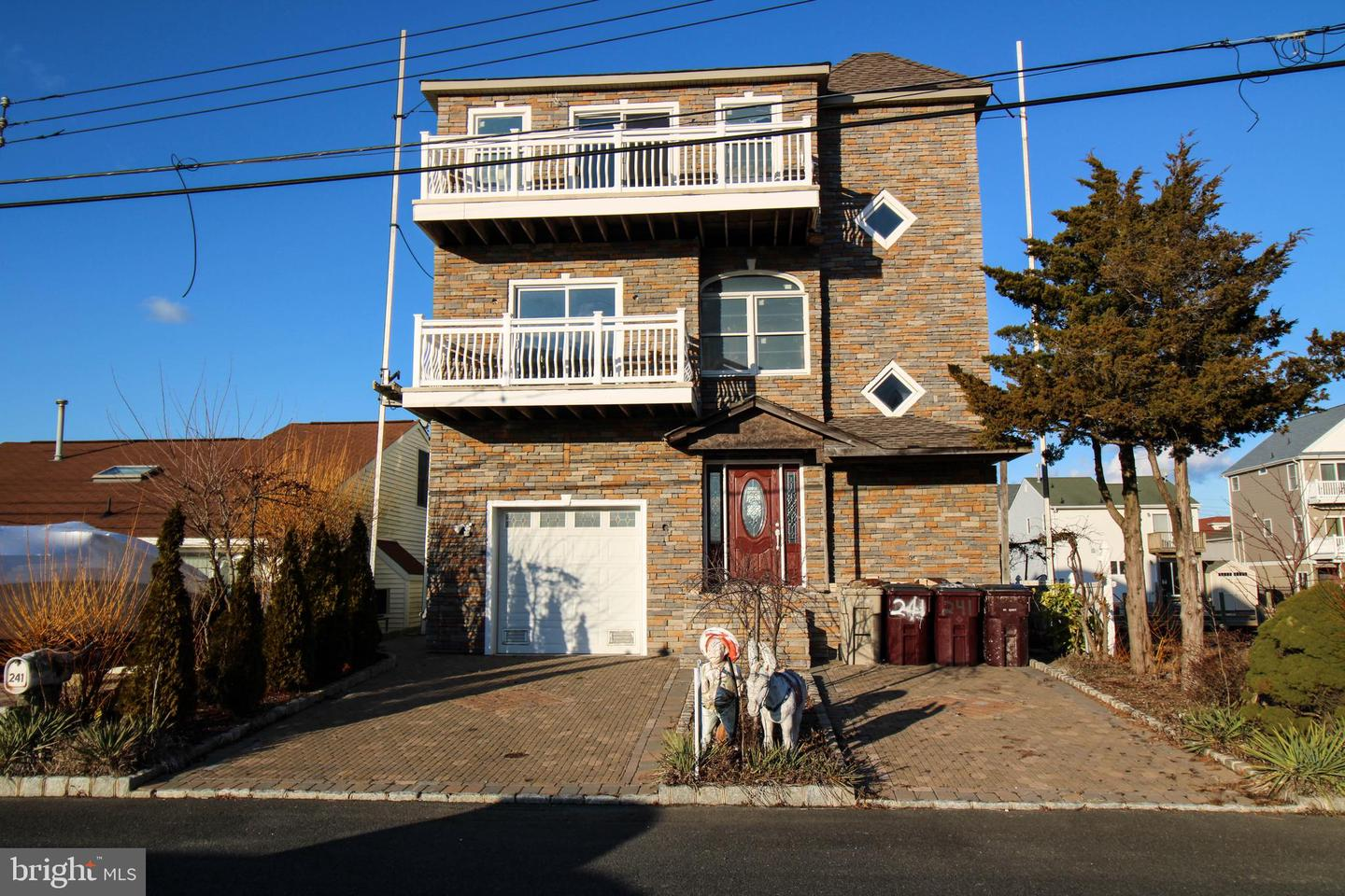 Single Family Homes for Sale at Bayville, New Jersey 08721 United States