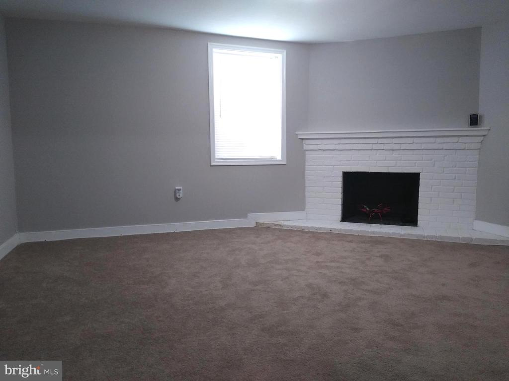 Basement Fireplace - 3614 24TH AVE, TEMPLE HILLS
