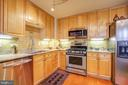 Kitchen - 11776 STRATFORD HOUSE PL #409, RESTON